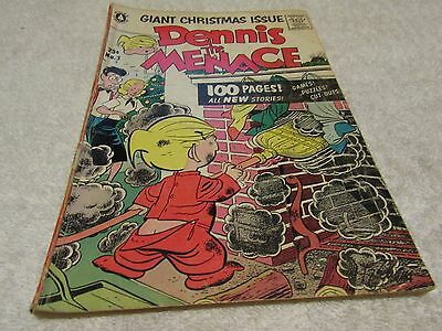 Dennis the Menace Giant Christmas Issue #3 (Winter 1956, Pines)