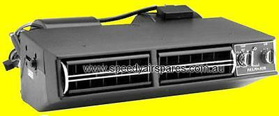 Under dash Air Conditioner with vented fascia 12V