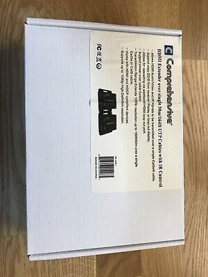 Comprehensive HDMI Extender Up To 150' Over Single Cat5/6 #CHE-1