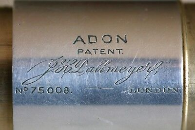J.H. DALLMEYER ADON TELEPHOTO Lens with lens shade (RARE!)