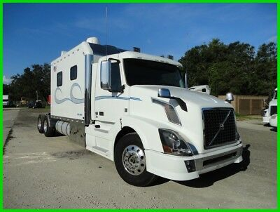 "2012 Volvo VNL   139 "" Sleeper Supper Sleeper 139"" Used"