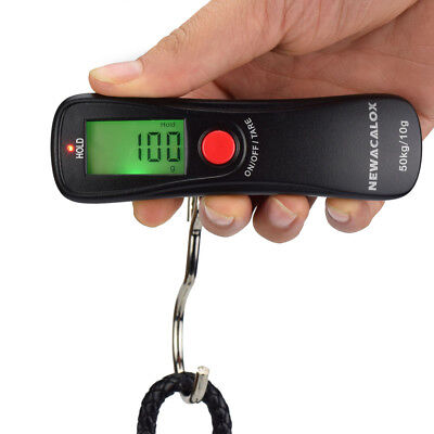 useful effective Light LCD Hanging Hook Scale Weight Electronic Luggage Scale