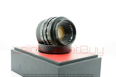 "Leica Summicron-R 50mm f/2 MF 2 Cam Lens VI #2300522 ""Pristine Optics"""