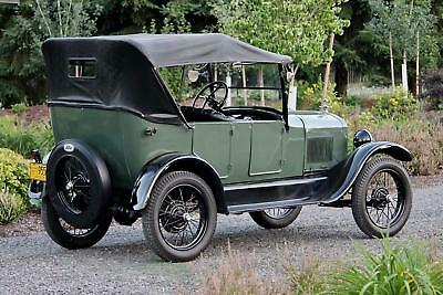 1926 Ford Model T Touring 1926 Ford Model T Touring, LOVELY, AUTHENTIC, AND CHARMING, RUNS GREAT!!