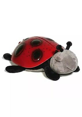 LadyBug Night Light Cloud b Twilight Constellation Red New plush toy