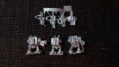 Epic Space Marine Dreadnoughts
