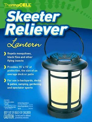 Thermacell Skeeter Reliever Lantern Plus  9 Tea Candle Refills