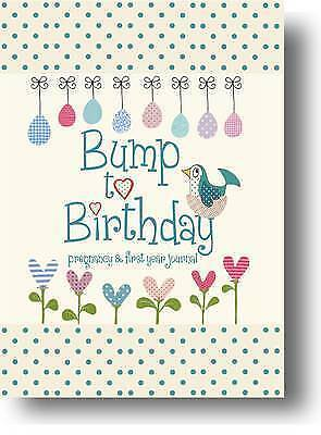 Bump to Birthday, Pregnancy & First Year Journal by Helen Stephens, from you to