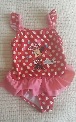 Girls size 2 swimmers x 2 incl. minnie mouse #sundaymarket
