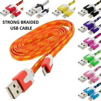 Braided lot USB Charging Charger Cable Cord for ipad 4 Pro Air 2 ipad Mini 2 3