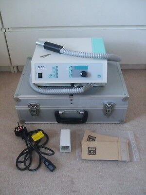 Berchtold S35 Dust Extraction Drill For Chiropody Podiatry Or Nail Treatment