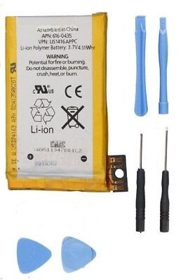 High Power Capacity Battery for iPhone 3G 3GS + Screw tools kit