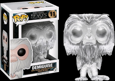 Animali Fantastici E Dove Trovarli Demiguise Invisibile Pop!