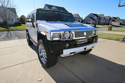 2008 Hummer H2 Custom 2008 hummer H2 Custom Strut Zambezi Collection