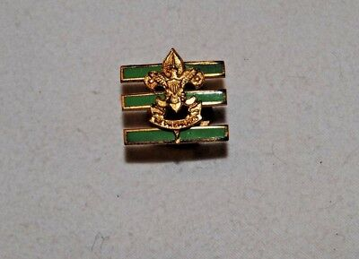 Vintage Junior Assistant Scoutmaster (Hat Pin, Lapel Pin) (1926- 1945)