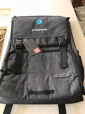 New AT&T Samsung Book bag by Ogio