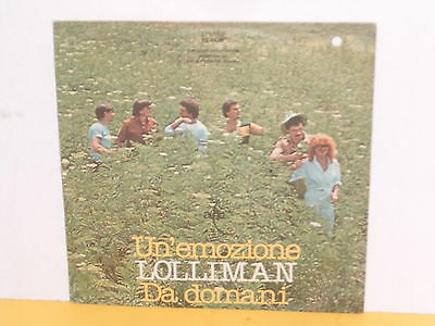 "Single 7"" - Lolliman - Un'emozione"