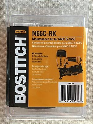 Bostitch N66C-RK N66C Kit