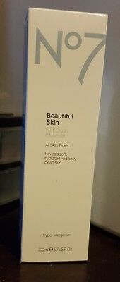 No7 - Beautiful Skin - Hot Cloth Cleanser - 200ml - New in Box - Quick Post
