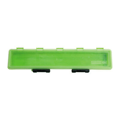 Fishing Floats Box With Secure Locking 2 Colours Green / Gray