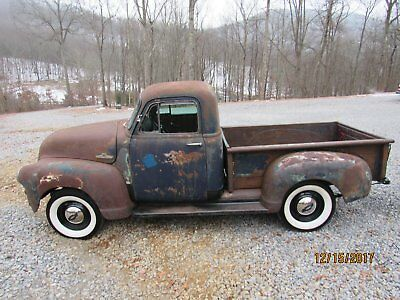 1955 Chevrolet Other Pickups  1955 1st series chevy pickup shop truck no reserve hot rod other makes ratrod