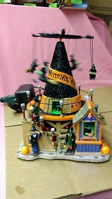 """Lemax Spooky Town collection """" Witch's Hat """""""