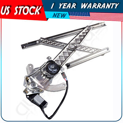 New Power Window Regulator fits Ford Expedition Lincoln Front Right with Motor
