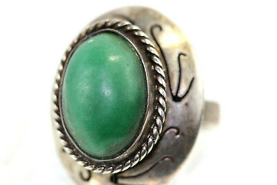D358 Poison Ring Mexico Sterling 925 Adjustable Ring one size