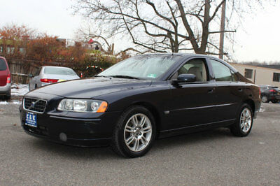 2006 Volvo S60 2.5L T AWD Automatic w/Sunroof,Leather,Heated Seat NO RESERVE,CLEAN CARFAX,RUNS DRIVE & LOOKS GOOD,DO NOT MISS