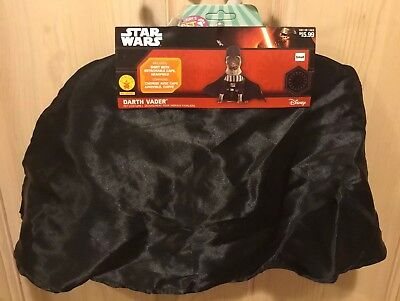 Darth Vader Dog Pet Halloween Costume Size S Small Star Wars Disney - NWT