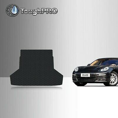 PORSCHE PANAMERA HEAVY DUTY RUBBER CAR BOOT MAT FLOOR