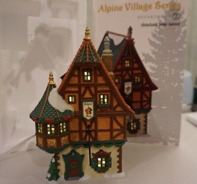 Dept 56 Rhineland Wine Tavern Alpine Village 4025237