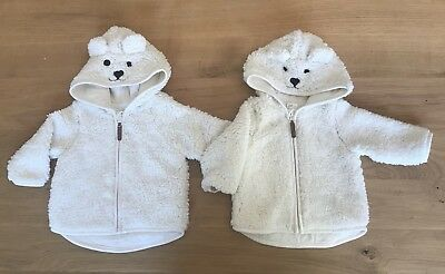 H&M Hooded Jackets Size 00 Twins