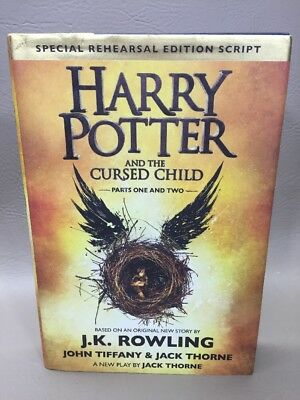 Harry potter and the cursed child book pdf in english