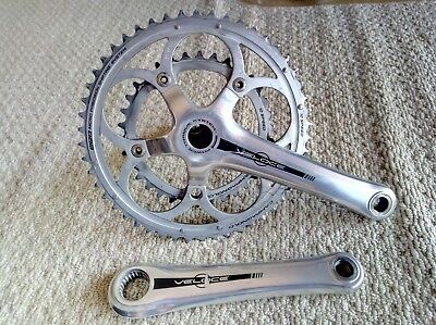 Campagnolo Veloce Power Torque Chainset, 50/34 10 speed with 172.5 cranks