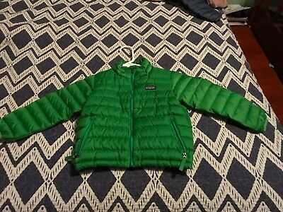 Patagonia Down Puffer Down Sweater Jacket - Blue Baby/Kids 3T