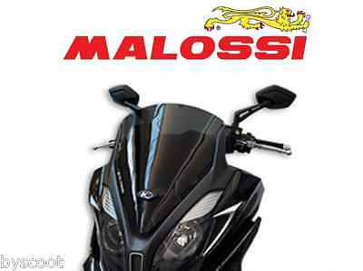 Windshield windscreen MALOSSI KYMCO Downtown 350 i ABS 4T smoked screen 4517073