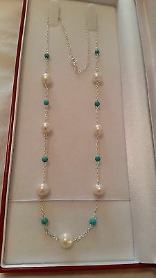 """14"""" to 24"""" inch necklace solid Sterling Silver and free gift for this Christmas"""