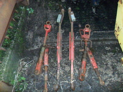 case international 956 tractor link arms drop arms and stabilizers