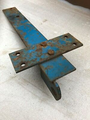 ford 5000 7000 6600 county tractor seat bracket