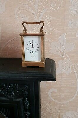Wonderful Mappin and Webb Carriage Clock Bargain