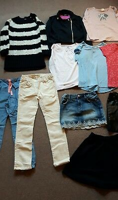 Girls clothes bundle size 6-7y H&M, M&S, Zara, Next, George