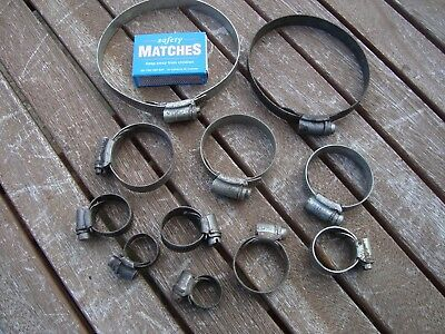 11 Cheney Hose Clips