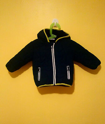 baby boy clothes 6-9 months boys hooded jacket. from next