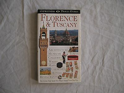 Florence and Tuscany (DK Eyewitness Travel Guide), Catling, Chris, Book - NICE!