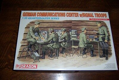 German Communications Center  von Dragon  1/35