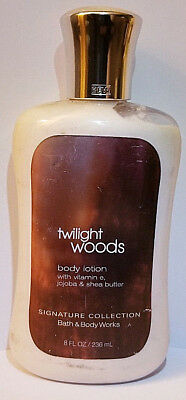 Signature Collection Twilight Woods Body Lotion by Bath & Body Works - 8Oz