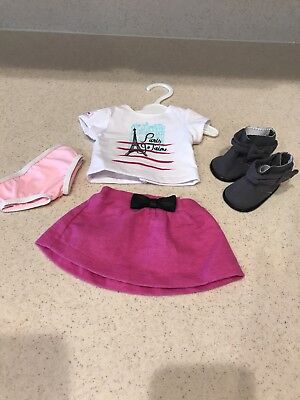 AMERICAN GIRL GRACE THOMAS DOLL MEET OUTFIT NEW  fast shipper