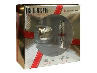 Gift Set of 2 Elizabeth Arden Eight Hour Cream Lip Stick Skin Protectant spf15