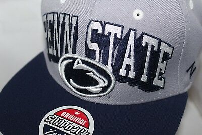 2749fe06dbaa5b Penn State Zephyr NCAA TC Series Snapback,Cap,Hat,Adjustable $ 31.99 NEW